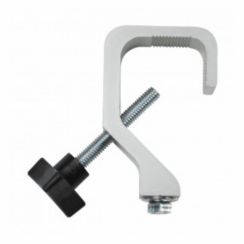 Pipe Dream Clamp - Silver