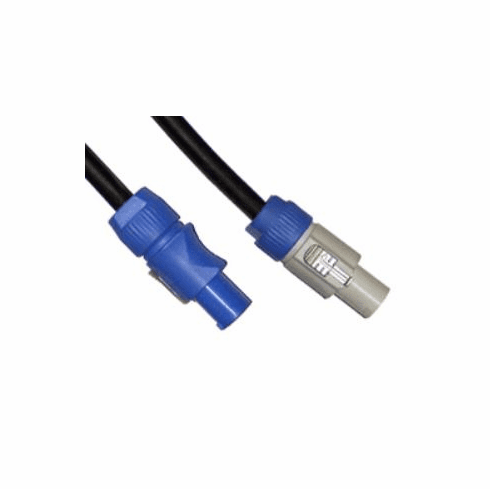 powerCON Extension Cable - 18in