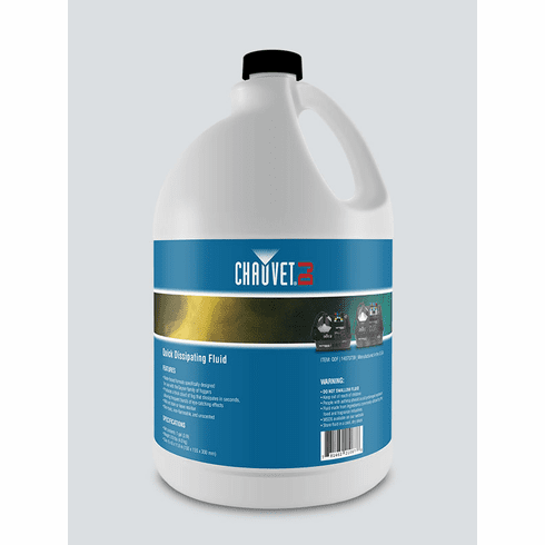 Quick Dissipating Fog Fluid - Gallon