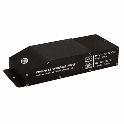 RGB eSTRIP Dimmable Electronic LED Driver - 40W