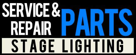 Stage Lighting Service And Repair Parts
