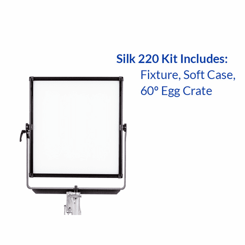 Silk 220 LED Soft Light NA Kit
