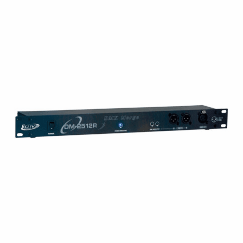 Single Space DMX Merger - Rack Mount