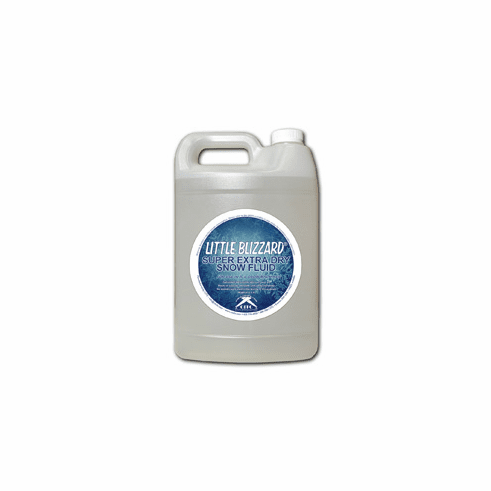 Super Extra Dry Little Blizzard Snow Fluid - Case