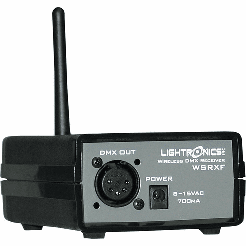 WS-RXF Wireless DMX Receiver
