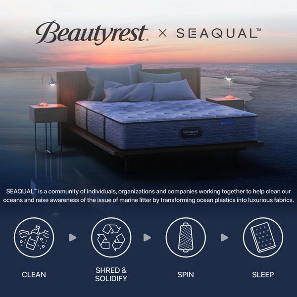 Beautyrest Harmony Cayman Full Extra Firm Mattress by Simmons