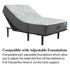 Beautyrest Harmony Cayman Twin Extra Firm Mattress by Simmons