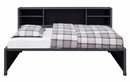 Cargo Gunmetal Metal Twin Daybed with Trundle by Acme