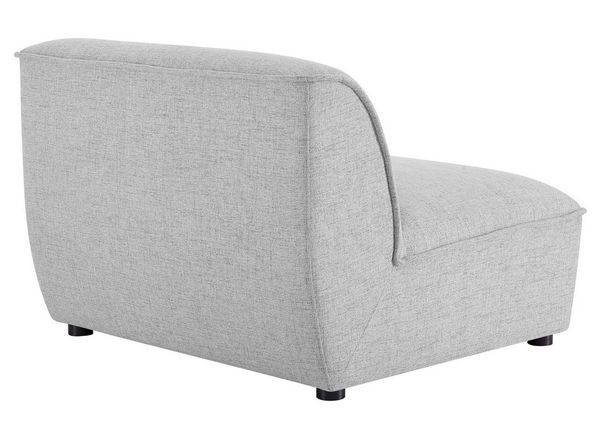 Comprise Light Gray Fabric 4-Seat Sofa by Modway