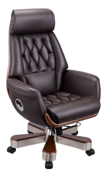 Dayna Brown Tufted Office Chair by American Eagle Furniture