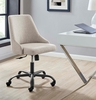 Designate Beige Fabric Office Chair by Modway