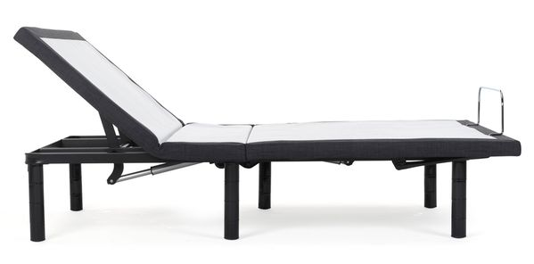 Eir Twin Long Adjustable Power Bed Base by South Bay