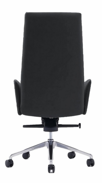 Modrest Tricia Black Leatherette Office Chair by VIG Furniture