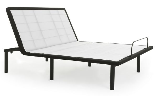 Reilly Queen Adjustable Power Bed Base by South Bay