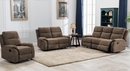 Ronald Brown Fabric Manual Recliner Loveseat by AC Pacific
