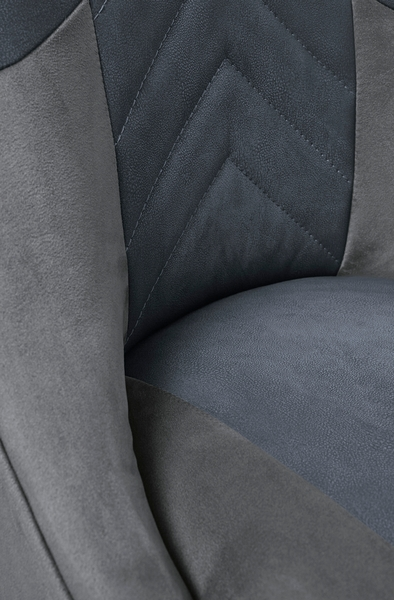 Signature Design Barolli Two-Tone Swivel Gaming Chair by Ashley