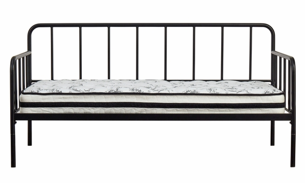 Signature Design Trentlore Black Metal Twin Daybed by Ashley