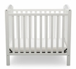Sprout Bianca White Wood Convertible Crib (Floor Model Special) by Delta Children