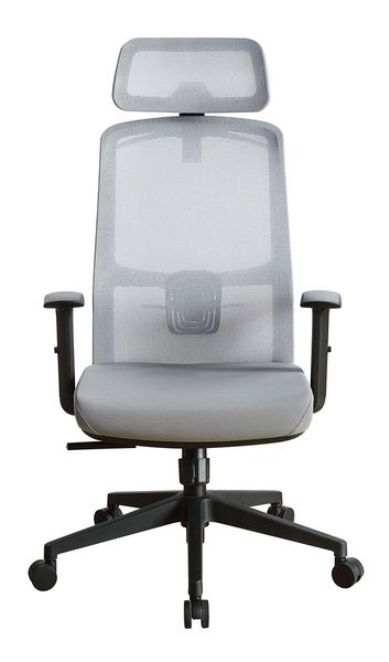 Umika Gray Fabric Office Chair by Acme