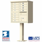 12 Door CBU Mailboxes
