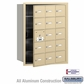 Salsbury 3615SFU 4B Mailboxes 14 Tenant Doors Front Loading - USPS Access