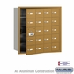 Salsbury 3620GFU 4B Mailboxes 19 Tenant Doors Front Loading - USPS Access
