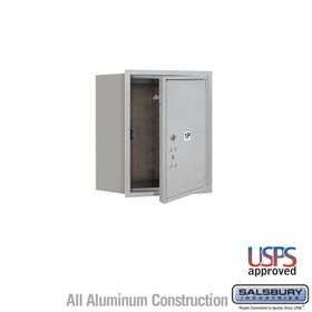 Salsbury 3705S-1PAFU 4C Mailboxes 1 Parcel Locker Front Loading