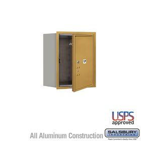 Salsbury 3705S-1PGFU 4C Mailboxes 1 Parcel Locker Front Loading