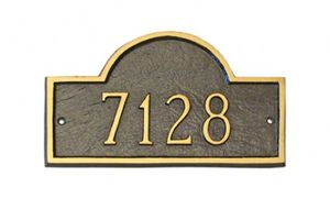 Arched Wall Plaques