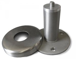 Bobi Mailbox Flange for Surface Mounting (Purchase of 2 required)