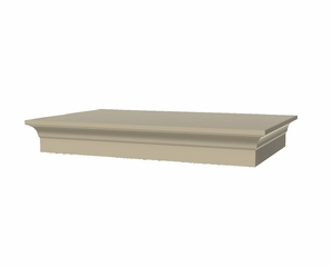 Classic Decorative Top Accessories Fits Cluster Mailboxes