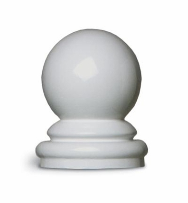 Cluster Box Cap with Finial Ball