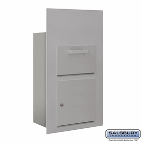 Salsbury 3600C6-AFU Collection Unit For 6 Door High 4B+ Mailbox