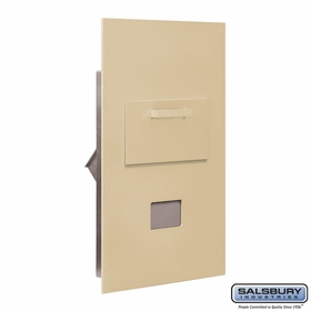 Salsbury 3600C6-SRP Collection Unit-For 6 Door High 4B+ Mailbox