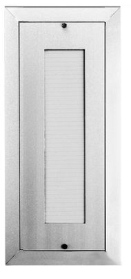 40 Name Capacity Directory - Mount Beside Horizontal Mailboxes - Choose Color