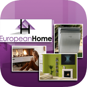 European Home - Modern Stainless Steel Mailboxes