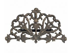 Whitehall Filigree Hose Holder - Oil Rub Bronze