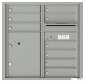 9 to 10 Doors - Front Loading
