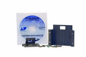 High Security Kit - Does Not Include Door. Includes all Hardware Required for 4B+ Compliance