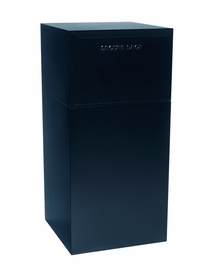 High Security Locking Mailbox with Rear Access - Choose Color