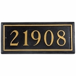 Address Plaques by Imperial