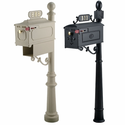Imperial Series Mailbox System