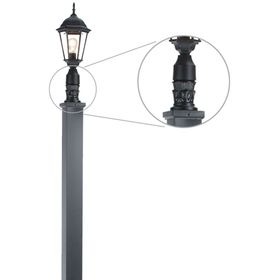 Light Pole Transition Pieces for 6SQ