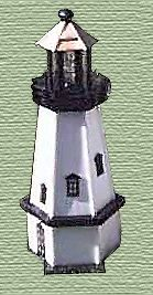Wooden Lighthouses