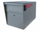 Rural Locking Mailboxes (2 Week Mail Capacity)