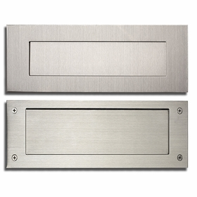Stainless Steel Mail Slots