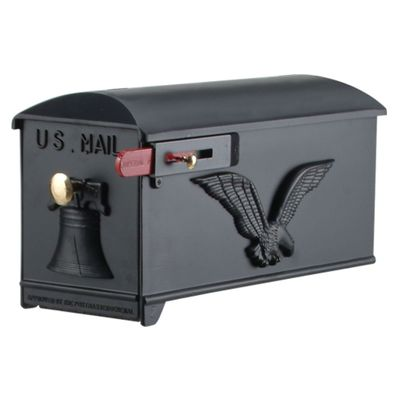 Imperial Mailbox 4 - Large Estate Box (mailbox only)