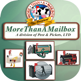 Novelty Mailboxes by More Than A Mailbox