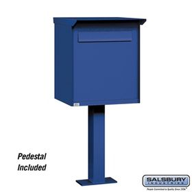 Pedestal Drop Box - Jumbo