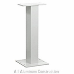 Salsbury 3395GRY Pedestal Gray For 8 and 12 Tenant Door CBU